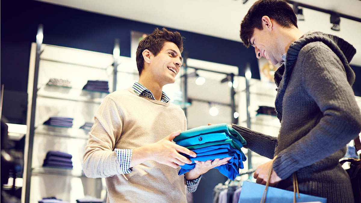 Retailers are emphasizing high-touch with their customers