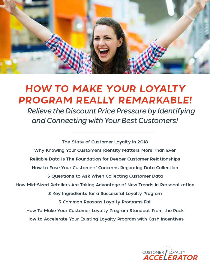 How to Make Your Loyalty Program Really Remarkable!